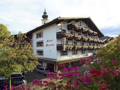 Отель Austria Hotel 3* Зелль Австрия