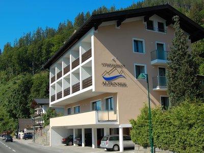 Отель Alpensee Apartment 2* Цель ам Зее Австрия