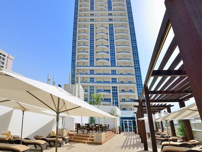 Отель Golden Sands Hotel 4* Шарджа ОАЭ