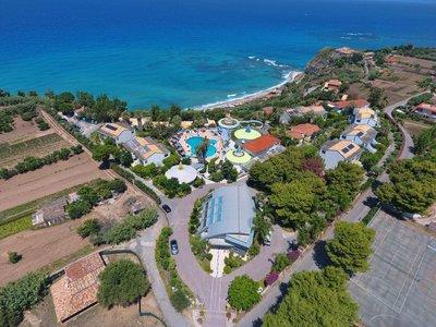Отель Villaggio Stromboli Hotel 3* Калабрия Италия