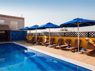 Отель Citymax Hotel Al Barsha at the Mall 3* Дубай ОАЭ