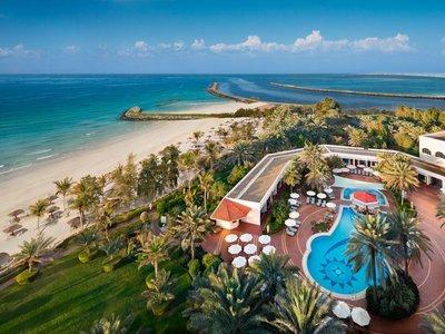 Отель Ajman Hotel 5* Аджман ОАЭ