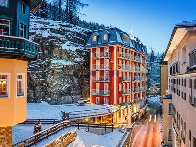 Отель Eden Rock 3* Бад Гаштайн Австрия