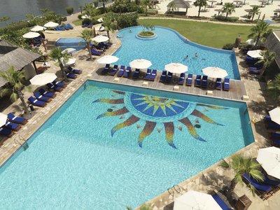 Отель Radisson Blu Resort Sharjah 5* Шарджа ОАЭ