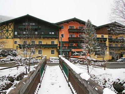 Отель Austria Hotel 3* Заальбах Австрия
