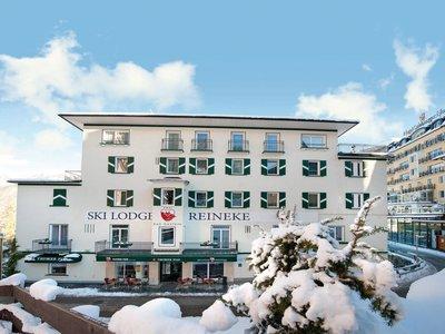Отель Ski Lodge Reineke 3* Бад Гаштайн Австрия