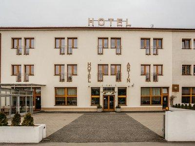 Отель Artin Hotel 3* Бардеев Словакия