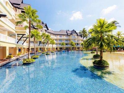 Отель Angsana Laguna Phuket 5* о. Пхукет Таиланд