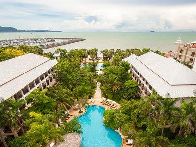 Отель Ravindra Beach Resort & Spa 4* Паттайя Таиланд