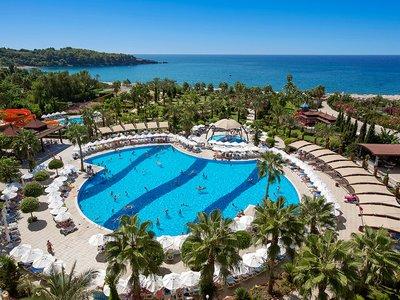 Отель Saphir Resort & Spa 5* Алания Турция