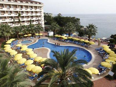 Отель Aska Bayview Resort 4* Алания Турция