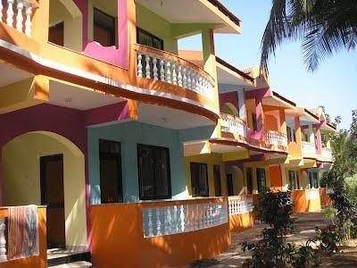 Отель Oshin Holiday Care Cottages 1* Южный Гоа Индия