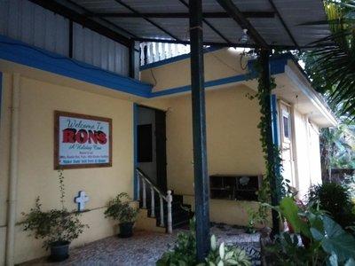 Отель Rons Guest House 1* Южный Гоа Индия