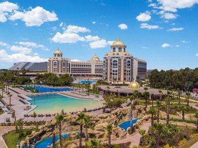 Отель Delphin Be Grand Resort 5* Анталия Турция
