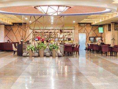 Отель President Hotel 4* Киев Украина
