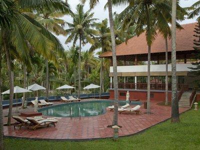 Отель Ayurveda Vaidya Nilayam 4* Керала Индия