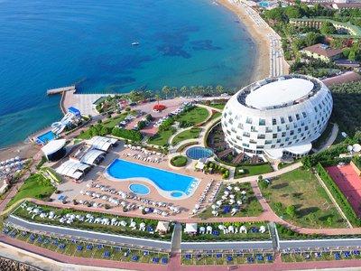 Отель Gold Island Hotel 5* Алания Турция