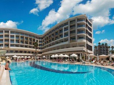 Отель Golden Rock Beach Hotel 5* Мармарис Турция