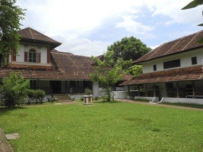 Отель Kalari Kovilakom 5* Керала Индия
