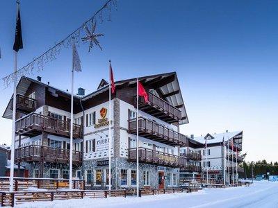 Отель Levin Alppitalot (Alppi) 4* Леви Финляндия