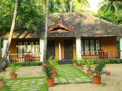 Отель Yantra Ayurvedic Resort 4* Керала Индия