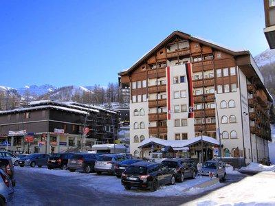 Отель Sertorelli Sport Hotel 4* Червиния Италия