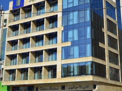Отель Sulaf Luxury Hotel 4* Амман Иордания