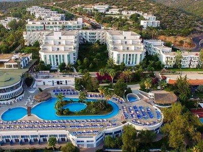 Отель Bodrum Holiday Resort & Spa 5* Бодрум Турция