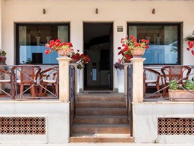 Отель Tysandros 3* о. Сицилия Италия
