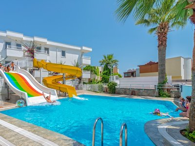 Отель Bendis Beach Hotel 4* Бодрум Турция