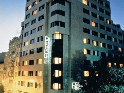 Отель Real Parque 4* Лиссабон Португалия