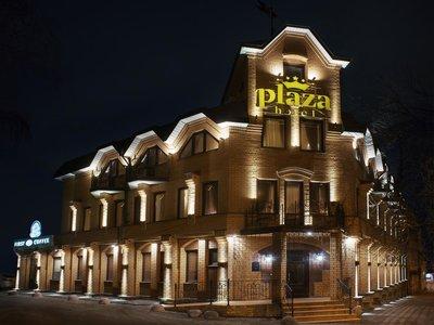 Отель  Плаза 3* Липецк Россия
