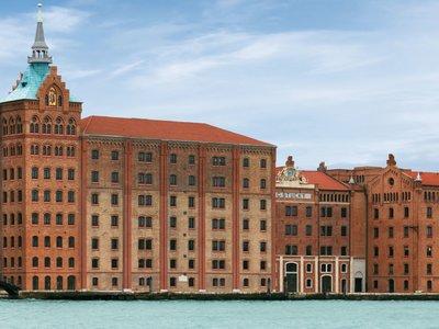 Отель Hilton Molino Stucky 5* Венеция Италия