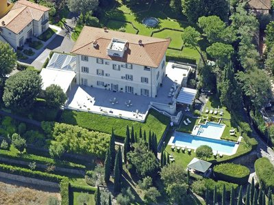 Отель Villa La Vedetta 5* Флоренция Италия
