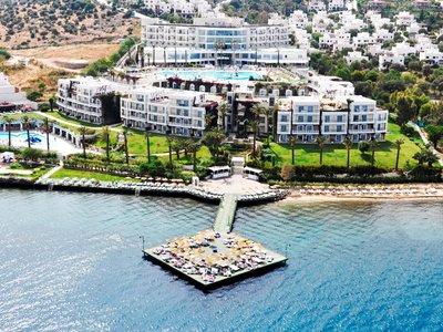 Отель Baia Bodrum Hotel 5* Бодрум Турция