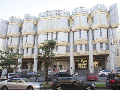 Отель Русь 4* Санкт-Петербург Россия