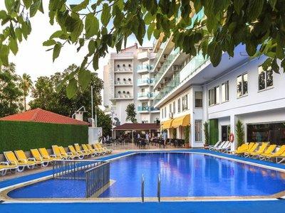 Отель SunBay Park Hotel 4* Мармарис Турция