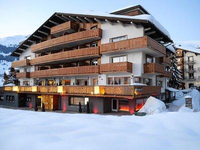 Отель Nevai 4* Вербье Швейцария
