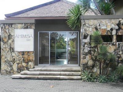 Отель Ahimsa Beach 4* Джимбаран (о. Бали) Индонезия