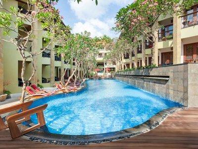 Отель Ibis Styles Bali Legian 3* Кута (о. Бали) Индонезия