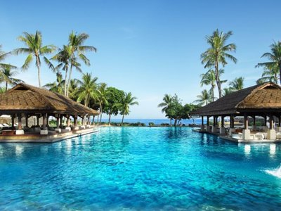 Отель Intercontinental Bali Resort 5* Джимбаран (о. Бали) Индонезия