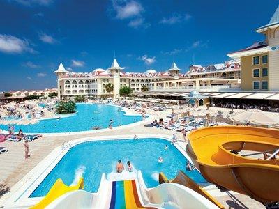 Отель Side Star Resort 5* Сиде Турция