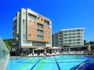 Отель Cettia Beach Resort 4* Мармарис Турция