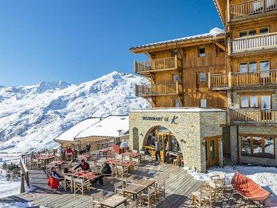 Отель Kaya Chalet Hotel 4* Ле Менюир Франция