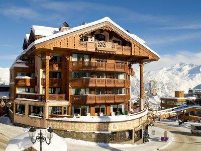 Отель La Loze Hotel 3* Куршевель Франция