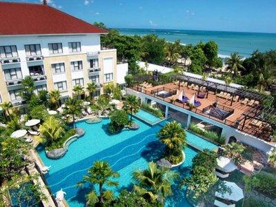 Отель Grand Inna Kuta 4* Кута (о. Бали) Индонезия