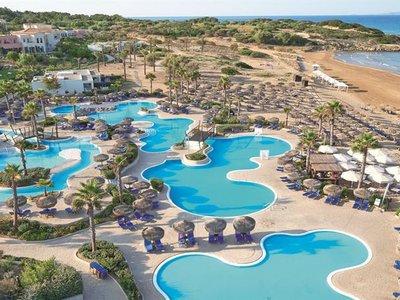 Отель Grecotel Olympia Oasis Village Aquapark 4* Пелопоннес Греция