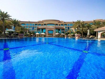 Отель Al Raha Beach Hotel 5* Абу Даби ОАЭ