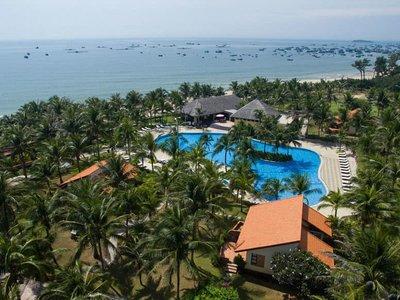 Отель Pandanus Resort 4* Фантьет Вьетнам