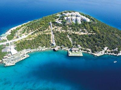 Отель Voyage Golturkbuku Resort 5* Бодрум Турция